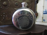 Irish Hip Flask