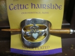 Celtic Haislide Large Claddagh