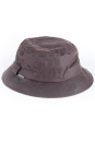 Waxed Bilberry Hat brown