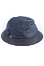 Waxed Bilberry Hat navy