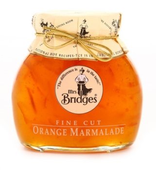 Mrs. Bridges Orange Marmelade fine Cut