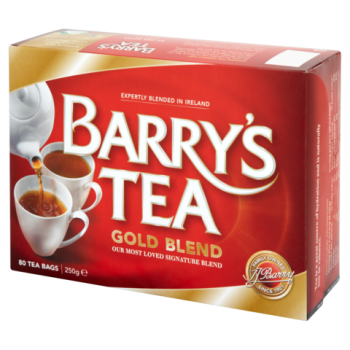 Barry's Tea Gold Blend 80 Teebeutel