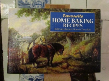 Favourite Home Baking Recipes