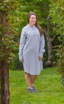 218289e149 Irish Flannel Nightshirt LV 2