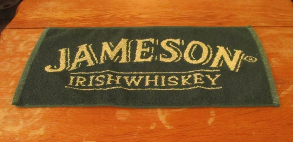 Bartowel Jameson irish Whiskey