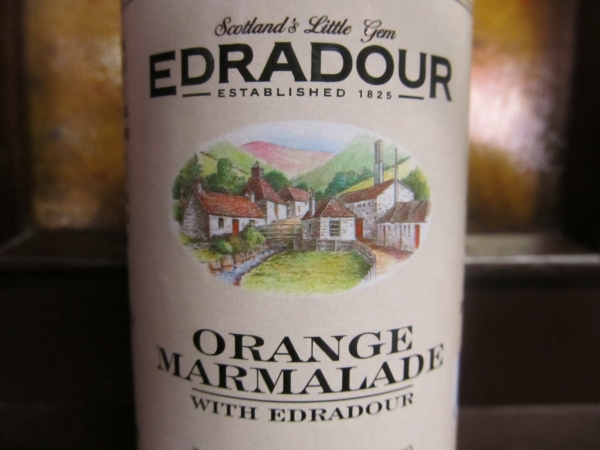 Edradour Orange Marmelade